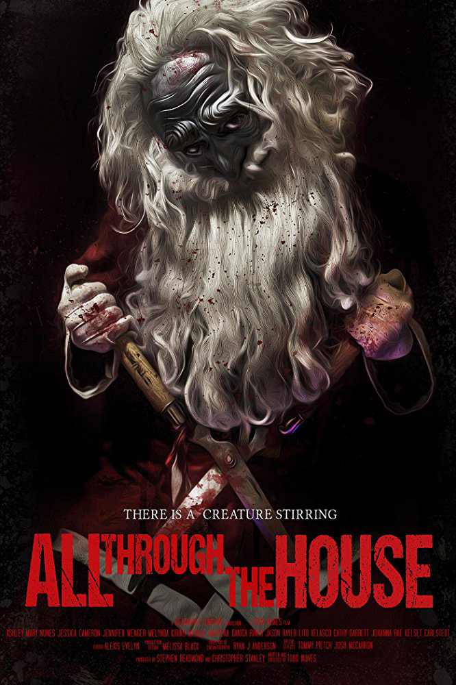 All Through the House (2015) Poster