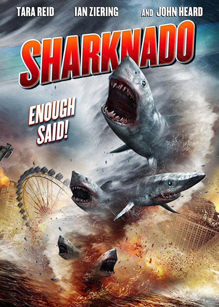 Sharknado (2013) Poster