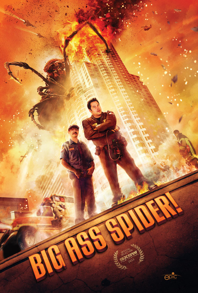 Big Ass Spider! (2013) Poster