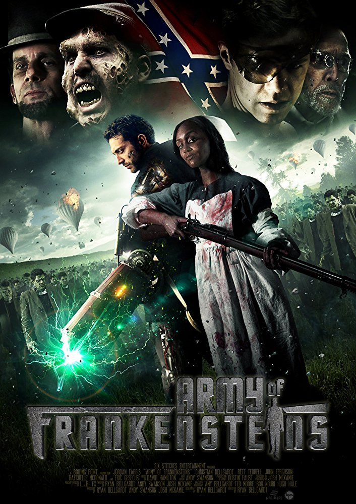 Army of Frankensteins (2013) Poster