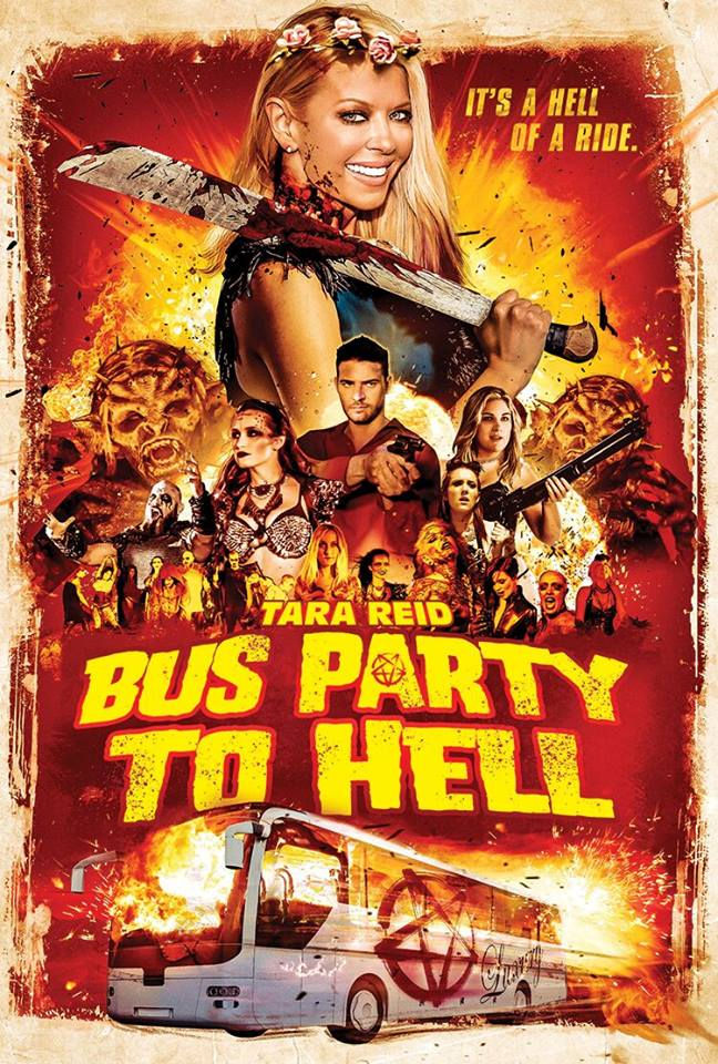 Bus Party to Hell (2017) Poster