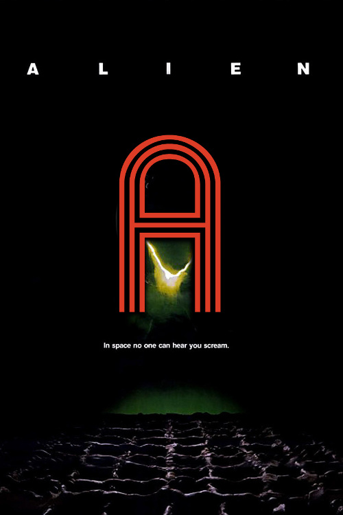 Alien (1979) Review Poster