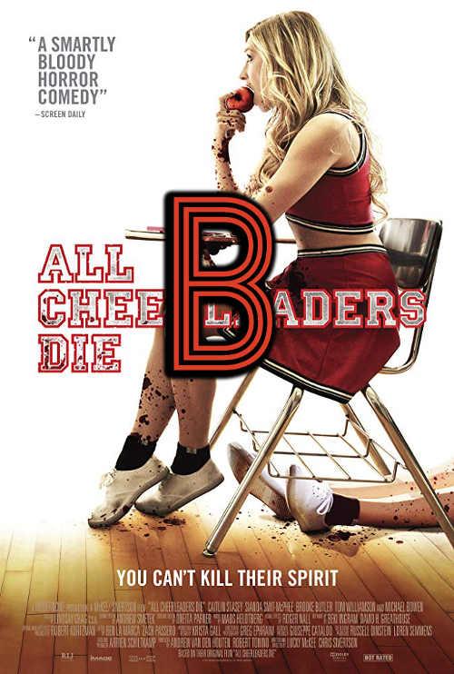All Cheerleaders Die (2013) Review Poster