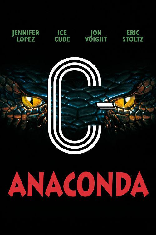 Anaconda (1997) Review Poster