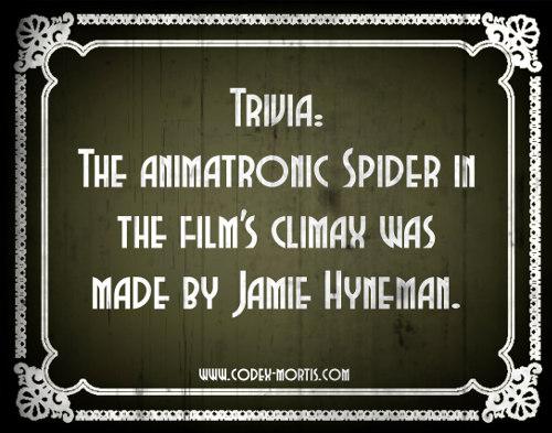 Did You Know 1: Arachnophobia (1990)