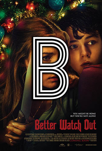 Better Watch Out (2016) Review Poster