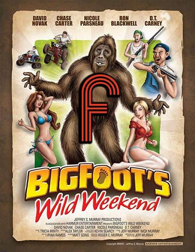 Bigfoot's Wild Weekend (2012) Review Poster