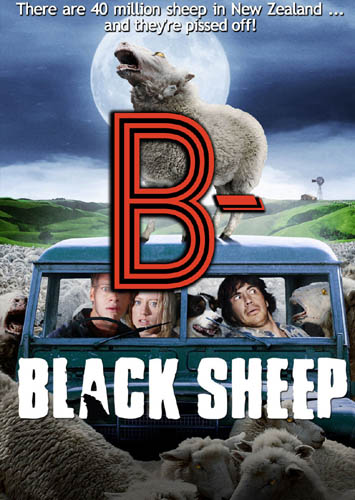 Black Sheep (2006) Review Poster