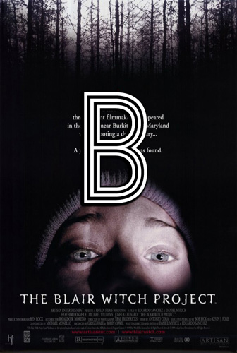The Blair Witch Project (1999) Review Poster