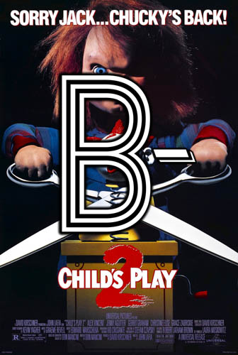 Child's Play 2 (1990) Review Poster