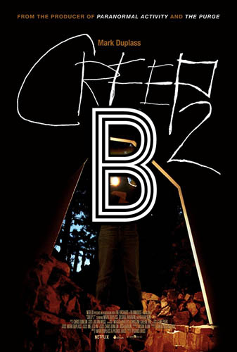 Creep 2 (2017) Review Poster