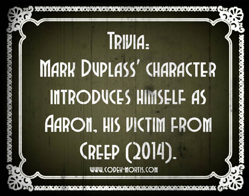 Did You Know 1: Creep 2 (2017)