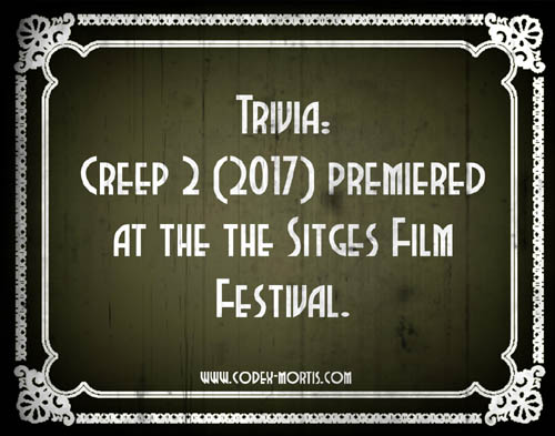 Did You Know 3: Creep 2 (2017)