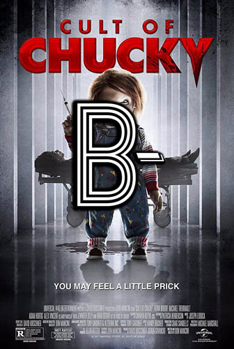 Cult of Chucky (2017) Review Poster