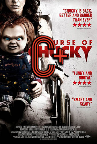 Curse of Chucky (2013) Review Poster