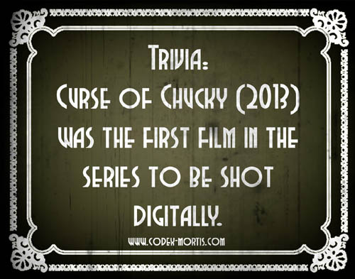 Did You Know 2: Curse of Chucky (2013)