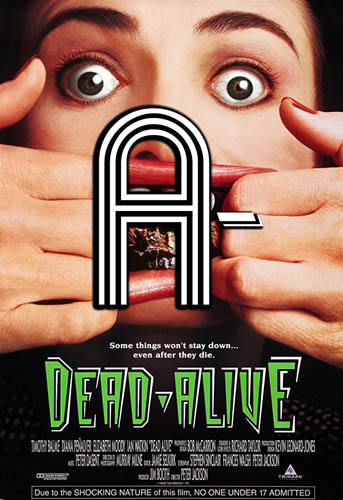Dead Alive (1992) Review Poster