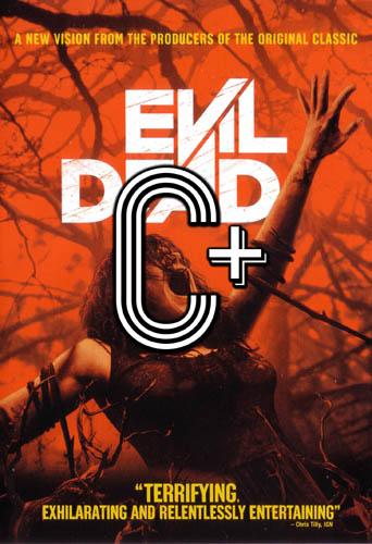 Evil Dead (2013) Review Poster