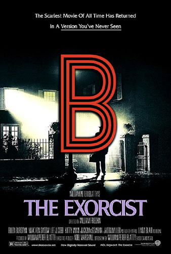 The Exorcist (1973) Review Poster