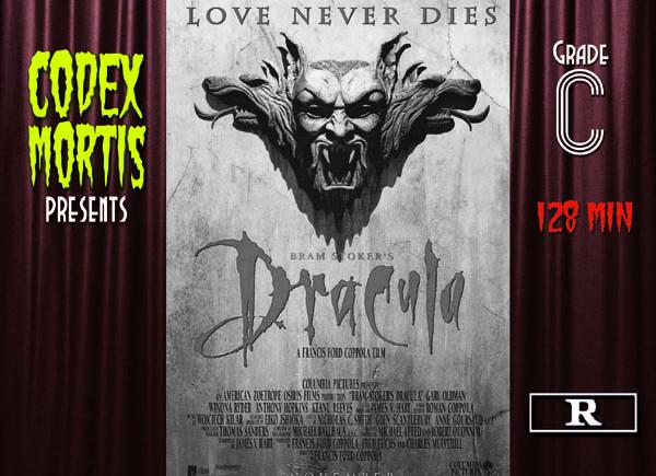Bram Stoker's Dracula (1992) Review: Cheesy Retelling