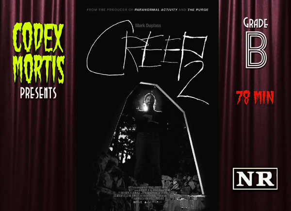 Creep 2 (2017) Review: A Killer Mid-life Crisis