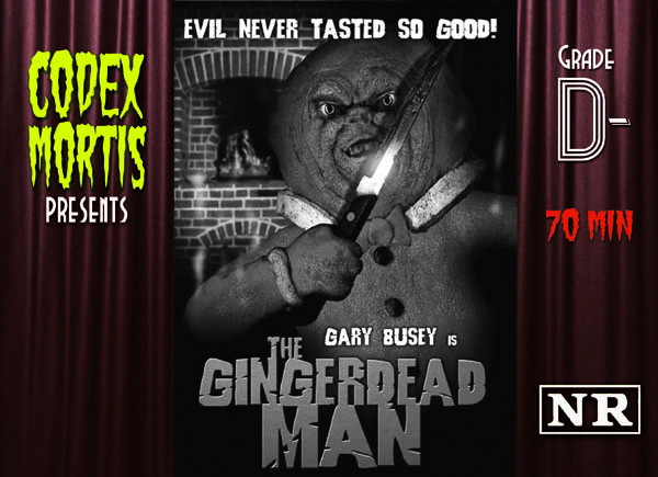 The Gingerdead Man (2005) Review: Bad Gary Busey