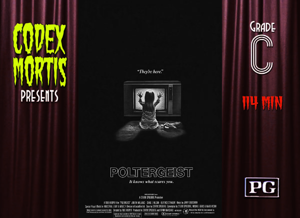 Poltergeist (1982) Review: Generic Ghost Story