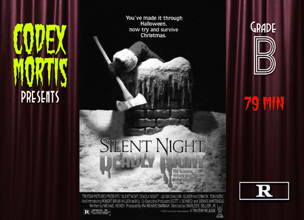 Silent Night, Deadly Night (1984) Review: PTSD and Presents