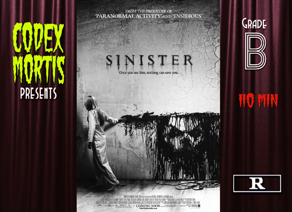 Sinister (2012) Review: Creepy Cinematography
