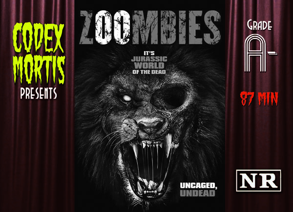 Zoombies (2016) Review: Gleefully Bad Creature Feature