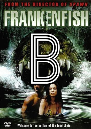 Frankenfish (2004) Review Poster