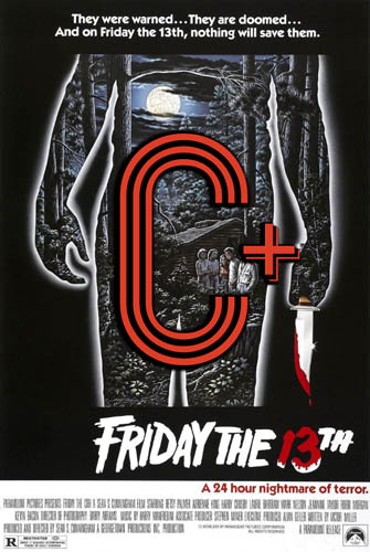 Friday the 13th (1980) Review Poster