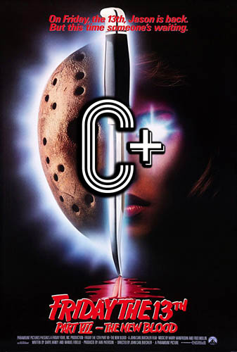 Friday the 13th Part VII: The New Blood (1988) Review Poster