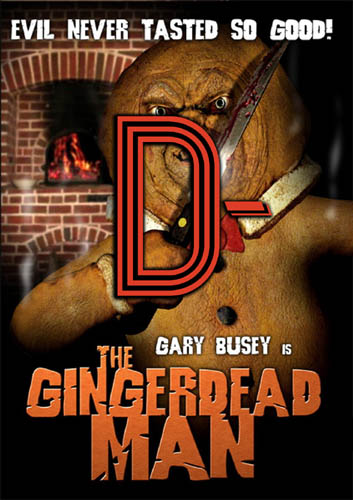 The Gingerdead Man (2005) Review Poster