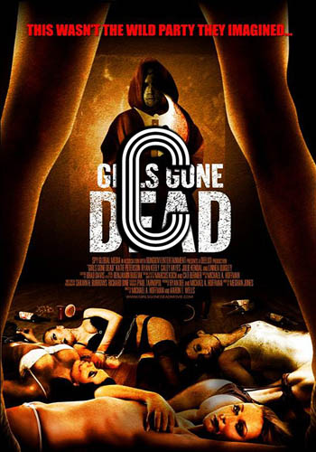Girls Gone Dead (2012) Review Poster