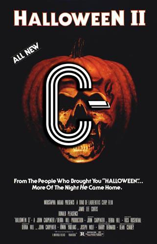 Halloween II (1981) Review Poster