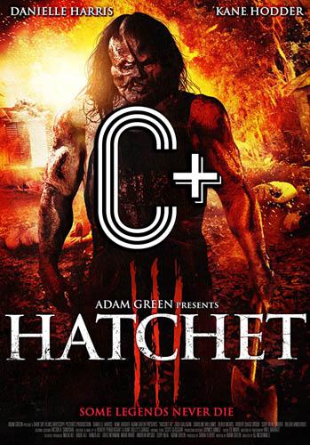 Hatchet III (2013) Review Poster