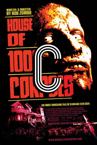 House of 1000 Corpses (2003) Review Poster
