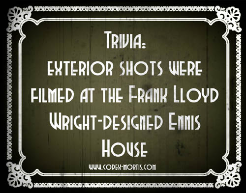 Did You Know 3: House on Haunted Hill (1959)