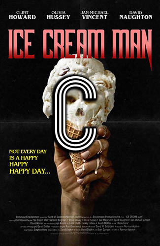 Ice Cream Man (1995) Review Poster