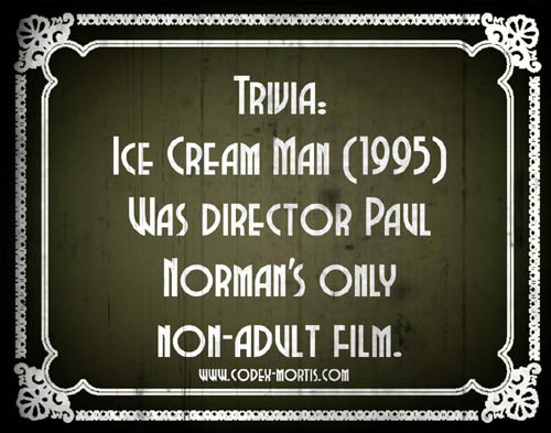Did You Know 2: Ice Cream Man (1995)