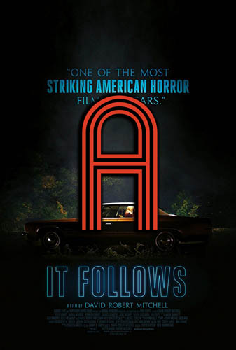 It Follows (2014) Review Poster