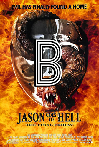 Jason Goes to Hell: The Final Friday (1993) Review Poster