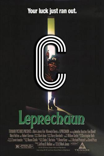 Leprechaun (1993) Review Poster