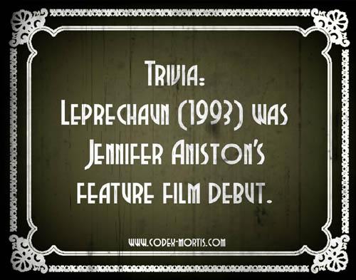 Did You Know 2: Leprechaun (1993)
