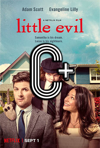 Little Evil (2017) Review Poster