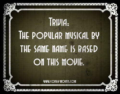 Did You Know 1: The Little Shop of Horrors (1960)