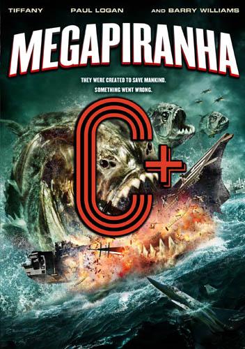 Mega Piranha (2010) Review Poster