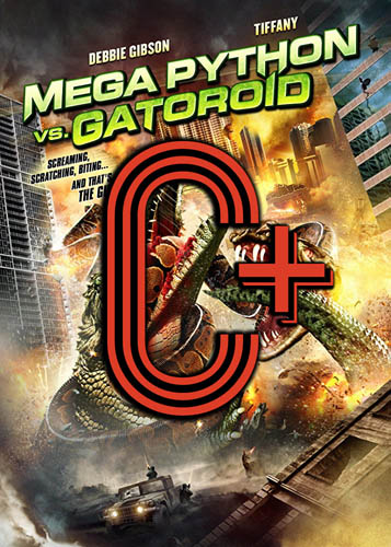 Mega Python vs. Gateroid (2011) Review Poster