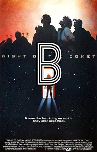Night of the Comet (1984) Review Poster